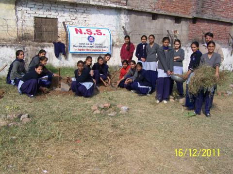 Special NSS Camp